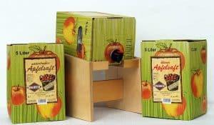 5 Liter Kartonbox - 6 Wochen haltbar! Bag in Box