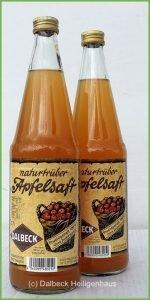Apfelsaft ( naturtrüb ) Dalbeck